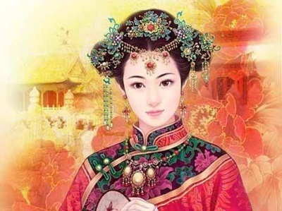 Hair Ancient Chinese Fashion