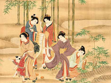 roles of women in ancient china Roles of key groups in ancient chinese society: social classes in ancient china were based on women had to obey the head of the household usually her husband.